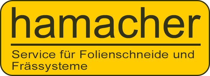 hamacher service | Service für Folienschneide und Frässysteme